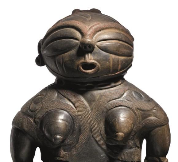 これが2億円の土偶だ!! 縄文時代の土偶がサザビーズロンドンのオークションにて予想を上回る高額で落札!