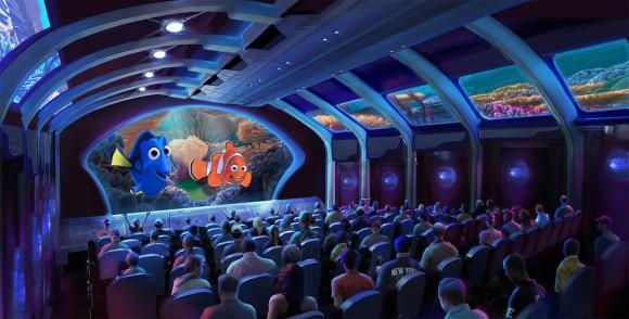 【2017年春】「ファインディング・ニモ」シリーズに出てくる海の世界を体感! 臨場感たっぷりな新アトラクションが東京ディズニーシーに登場