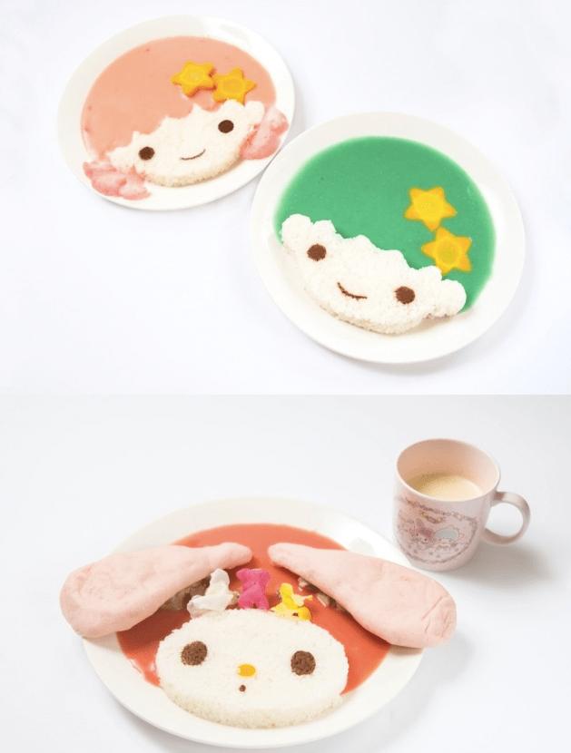 ひゃあ〜カワイイ!! 「キキ&ララ」と「マイメロ」のカフェ初登場! 渋谷パルコで