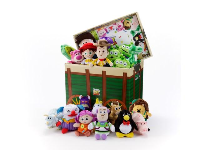 トイ・ストーリーのおもちゃたちが集合!! アンディのおもちゃばこが限定販売されるよ☆