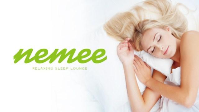 睡眠に悩んでいる方必見! 各種グッズを体験&お昼寝できちゃう体験型快適睡眠ラウンジ「nemee(ネミー)」
