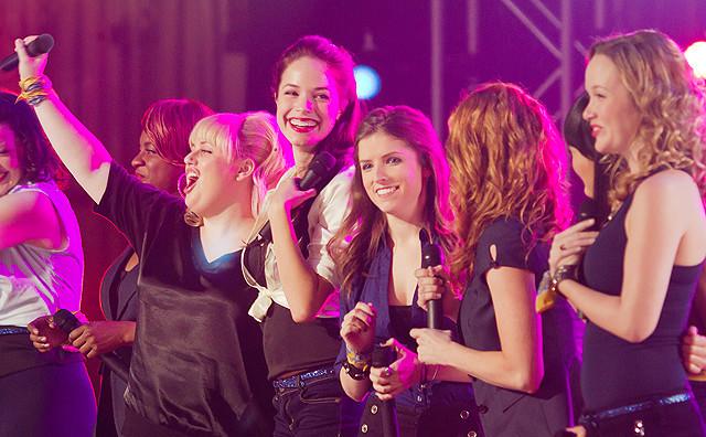 歌で女子力UP!  超・個性派のガールズアカペラグループが大活躍する映画『ピッチ・パーフェクト』に元気をもらおう【最新シネマ批評】