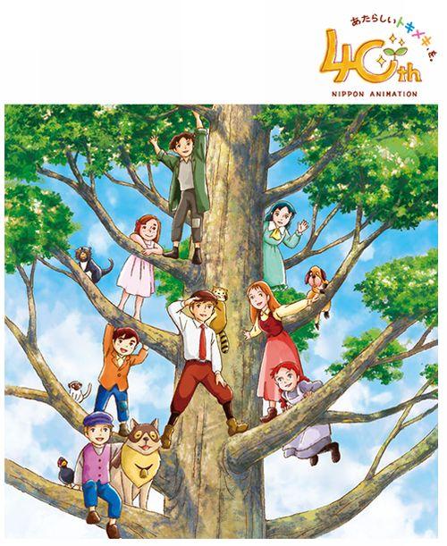 『赤毛のアン』『小公女セーラ』『ポリアンナ物語』…「世界名作劇場」シリーズの傑作を手がけた佐藤好春氏の原画展が入場料無料で開催中!