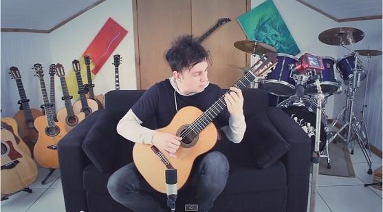 【超絶テク】クラシックギター1本で美しく奏でる『スーパーマリオブラザーズ』に世界が感動! 正確さのうえに美しさをたたえる表現力は神の域
