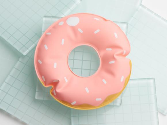 えっ、これケーキじゃないの!? 超かわええデザイナーズ保冷材が登場したよっ