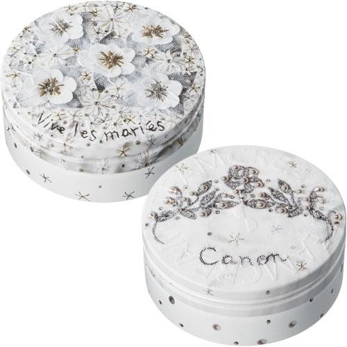 花嫁じゃなくても欲しくなっちゃう♪ 「スチームクリーム」にロマンチックなブライダルデザイン缶がお目見え