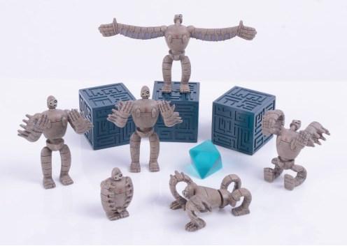 """ラピュタのロボット兵や飛行石を """"ツムツム"""" できるトイが超気になる! しかし崩れた瞬間は超絶へこみそう"""