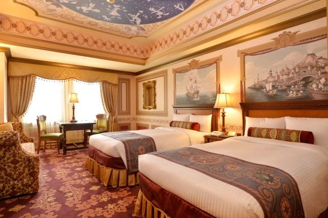 【6月8日から】東京ディズニーシーのホテルミラコスタに新しい客室が登場! ディズニーの仲間たちと冒険の航海へ☆