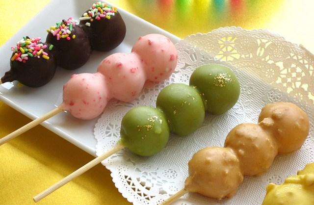 冷やして食べるお団子だって!? 老舗団子メーカーが全力で作ったアイスチョコだんご「チョコマント」が気になるッ!