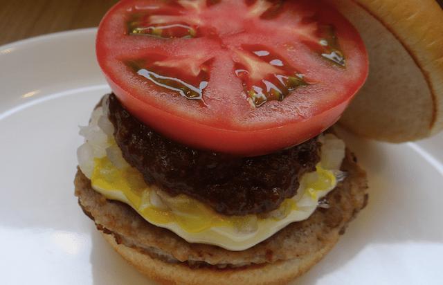 モスバーガー夏季限定・新メニューを食べてみた☆『カレーモスバーガー』『リッチモスチーズバーガー ゴルゴンゾーラチーズソース』は安定の美味しさ!