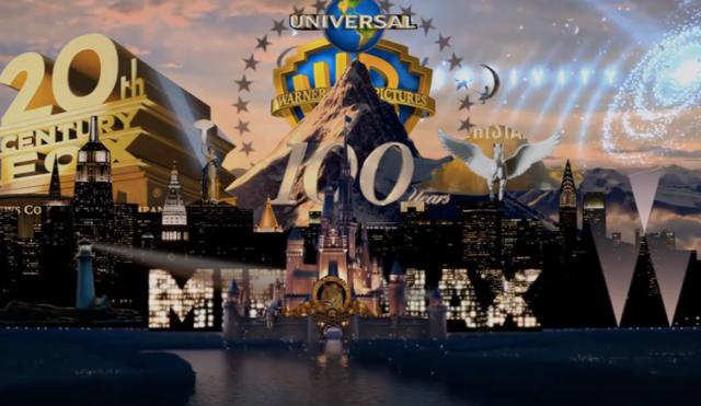 【超グダグダ】ハリウッド映画の超有名オープニングロゴをまとめて流した「マッシュアップ動画」がすんごい事に…!