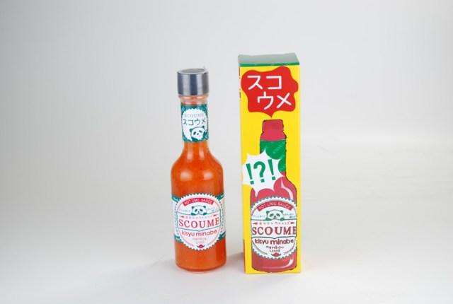 「スコウメ」って何!? 和歌山県の特産品「紀州南高梅」を使ったピリ辛調味料が夏に最適すぎる!