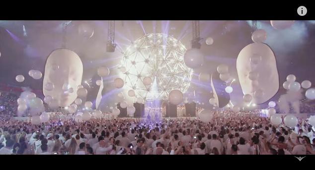 """ドレスコードは """"白"""" ! 世界で最も美しい屋内フェス「センセーション」が日本初上陸するんだって!!"""