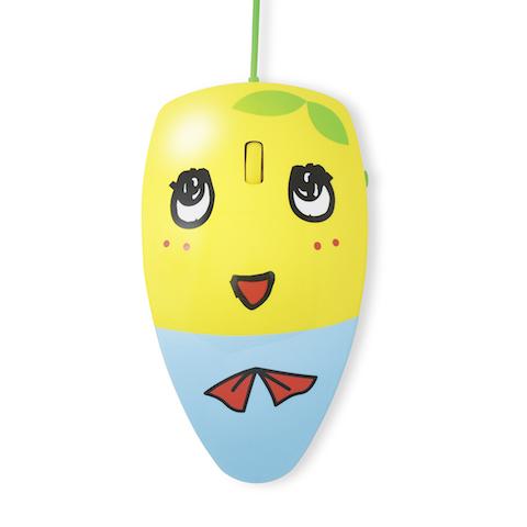 【梨】ヒャッハー! 声とマッサージで癒してくれる「ふなっしーのパソコンマウス」が新発売なっしよ〜!!