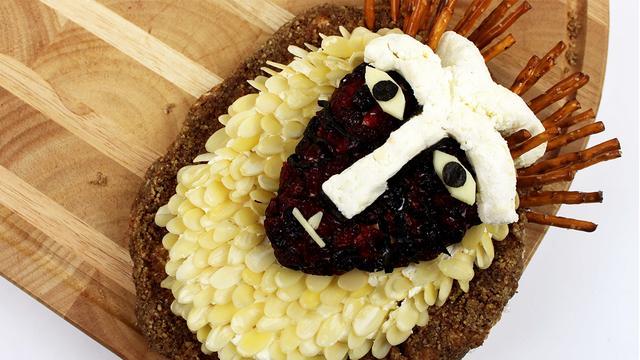 食べることを躊躇するほどの完成度……!おもてなしにピッタリ「もののけ姫のシシ神様」チーズボールのレシピをご紹介☆