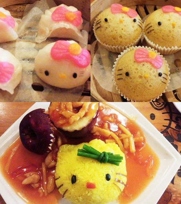 香港で大人気「キティちゃんの中華料理店」に行ったら本格的でスゴかった! / 香港「Hello Kitty中菜軒」