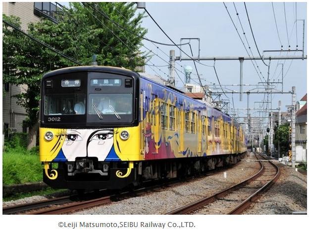 松本零士先生が名誉実行委員長! 外装&内装にも徹底的にこだわった「新・銀河鉄道999を現実化させよう」プロジェクトが始動したよ
