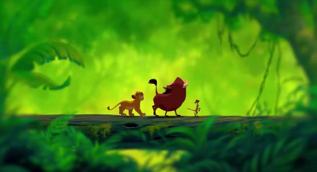 「ライオンキング」などの名シーンが続々♪ ディズニー第2期黄金時代を支えた作品を3分間に凝縮した動画が話題に!