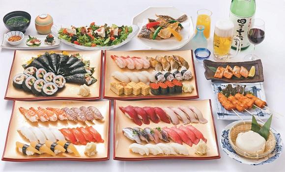 きづなすし食べ放題イメージ0716