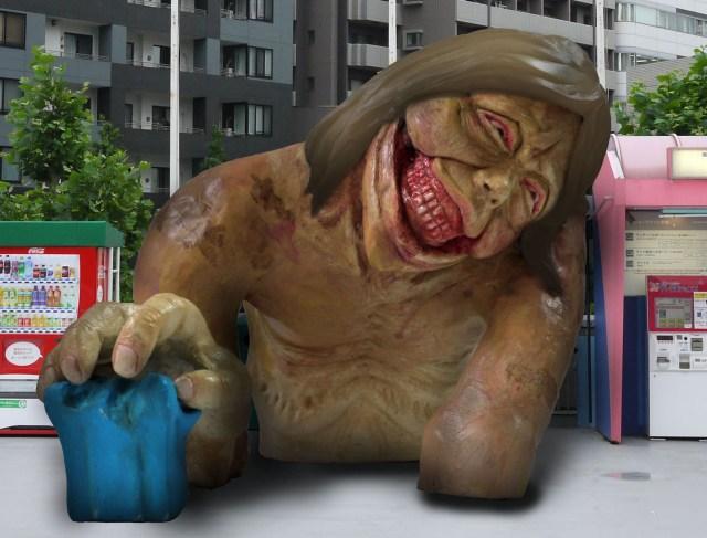 進撃の巨人 × リアル脱出ゲームのイベントが楽しそう! 遊園地に約4m級の巨人やコラボメニューが出現するよ~!