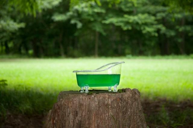 【究極の癒し】クナイプのバスソルト「グーテルフト」を使えば、おうちのお風呂で森林浴ができちゃう♪ / 「まるで森の中にいるみたい!」