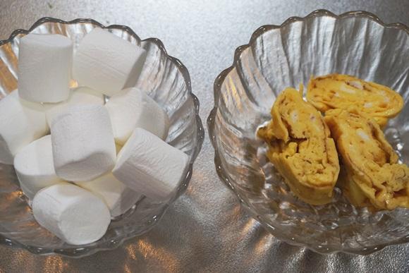 【ネットで話題】砂糖の代わりにマシュマロを入れる「マシュマロ卵焼き」が激ウマらしいので作ってみた / ふんわりほどける食感にメロメロになった!