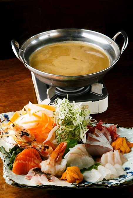 長崎の小さな漁村「小値賀町」を全面フィーチャーした居酒屋が鮮度バツグン! 「海鮮ウニしゃぶ」は絶対に食べるべし!!