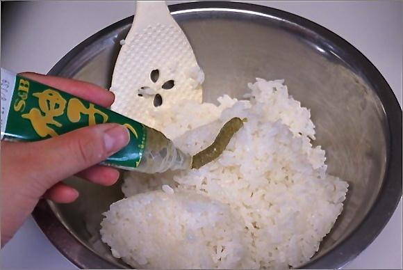 【意外なグルメ】柚子こしょうを混ぜこんだご飯が泣けるほどウマい! コンビニおにぎりにしてほしいくらいウマい!!