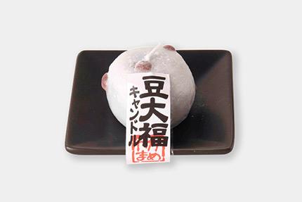 【お盆におススメ】神仏用のローソクがここまで進化! 豆大福や焼酎、お寿司など故人の好物がきっと見つかるローソクシリーズ