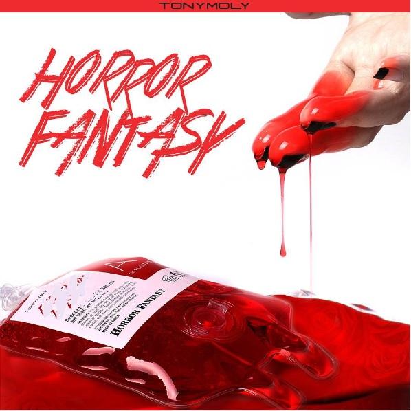 【ホラーすぎるバスタイム】「輸血袋」そっくりのボディソープが韓国女子たちの間で流行中らしい…!?