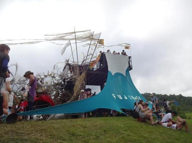 【フジロック'15】世界最長スーパーゴンドラ「ドラゴンドラ」で行く天空のステージ『デイ・ドリーミング&サイレント・ブリーズ』の楽しみ方♪