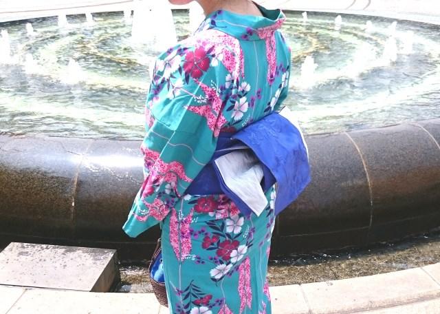 【破格すぎ】上質の浴衣がわずか500円ですと!? 老舗呉服店が販売する『500円浴衣』を取り寄せてみた!