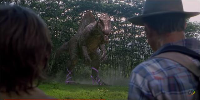 『ジュラシック・パーク』シリーズに登場する生き物すべてにハイヒールを履かせてみた動画! もちろん恐竜にもだ…!!
