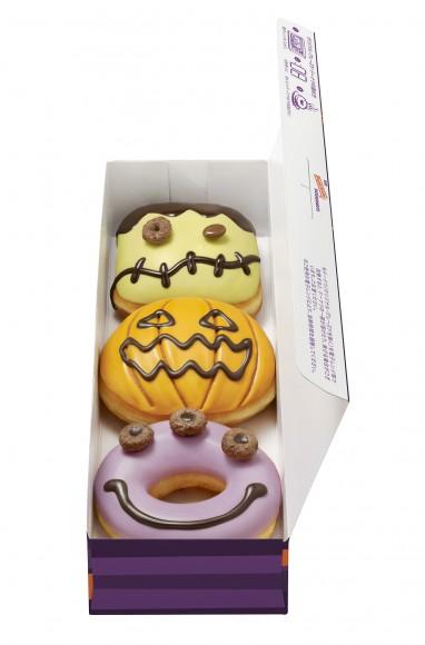 Halloween Three Monsters