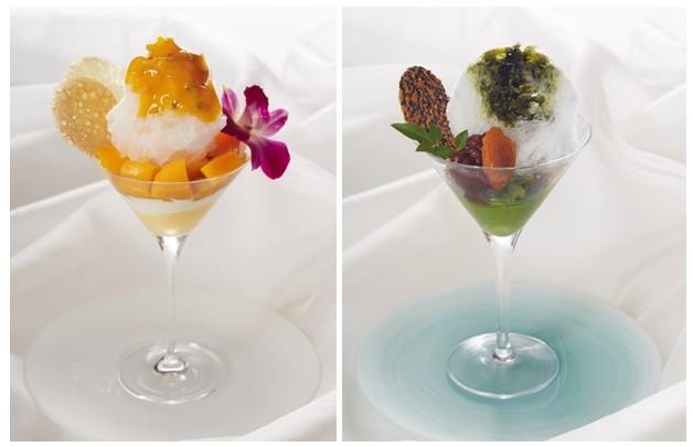 高級ホテルが本気でかき氷を作ったらこうなった! ホテル日航東京に登場した「平日限定かき氷」が美しすぎる