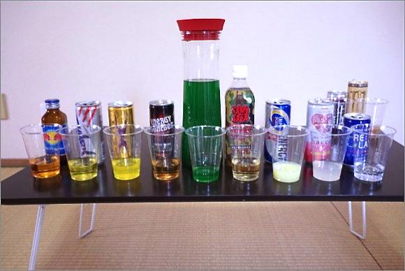 ユニークすぎる「エナジードリンク」11種類をお疲れエンジニアが飲み比べ! 禁断の全部混ぜが意外な結果に…!?