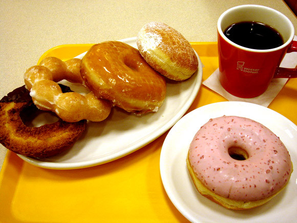 【衝撃プライス】函館の「ミスタードーナツ」でドーナツが異常に安く売られてる!! ひとつ64円から買えちゃうその理由っていったい…!?
