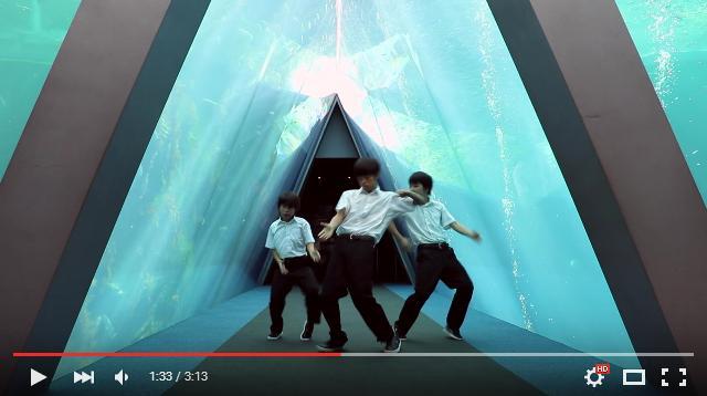 ナメてかかったら火傷しちゃう!? 超可愛らしい中学生たちが突然キレッキレのダンスを披露!