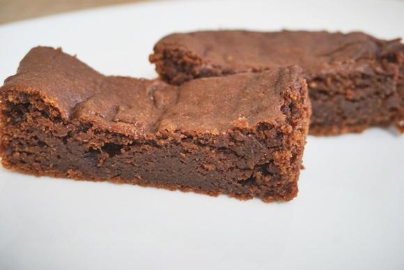 """""""豆腐""""でつくるガーナ公式レシピ『しっとりチョコケーキ』作ってみたら… 時短なのにしっとりふわふわで感動♪"""