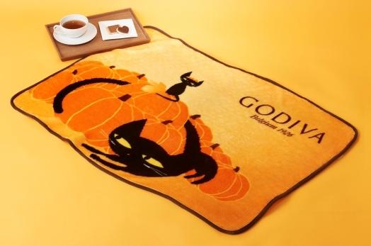 GODIVA 「オリジナル ブランケット  プレゼントキャンペーン」(0917)_イメージ画像