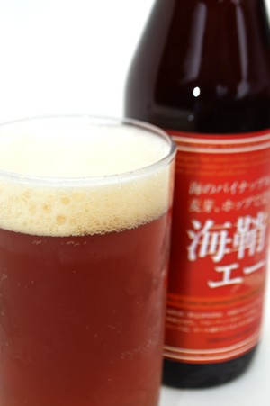 【3000本限定】ホヤを使ったクラフトビールが誕生!! ホヤの煮汁を使った磯の香りただよう逸品らしいんだけど…?