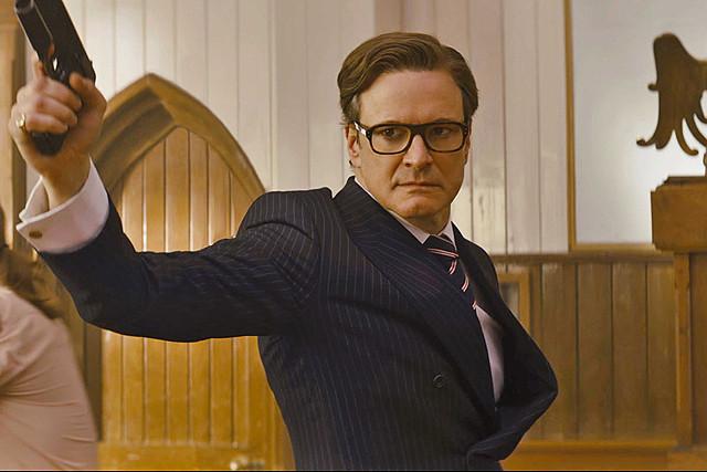 高級スーツのスパイ紳士がキレキレのアクションを見せる! 映画『キングスマン』のコリン・ファースに惚れた〜!!【最新シネマ批評】