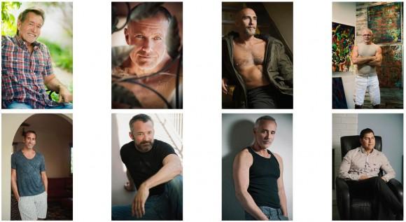 """【福山ショックに泣く乙女たちへ】もう """"おっさん"""" とは言わせない! 50代以上の男性たちが放つ色気にクラクラしちゃう「Men Over 50」プロジェクト"""