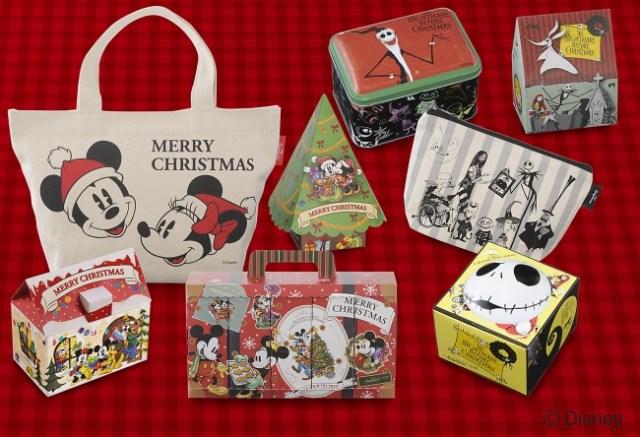 コージーコーナーにクリスマス限定スイーツが登場! 今年の目玉は「ナイトメアー・ビフォア・クリスマス」ギフトです★
