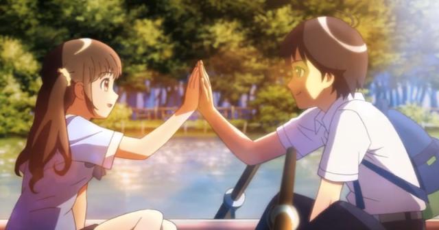 漢字能力検定協会公式アニメ「彼女が漢字を好きな理由。」に胸がキュンキュン