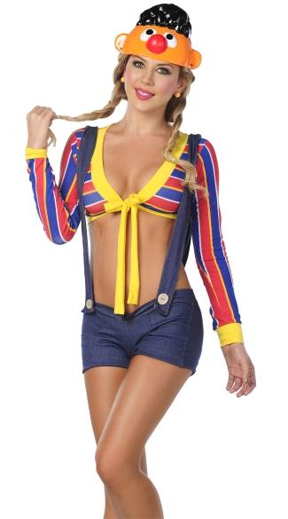 ハロウィンで着るものに迷ったら…有名キャラクターを「セクシー」アレンジしたコスチュームはいかが!?