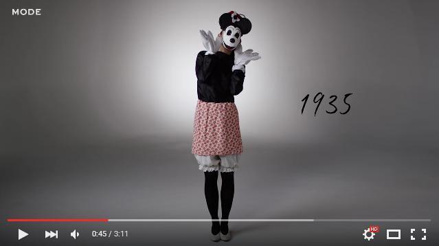 【ご参考に☆】ツッコミどころ満載!? 「ハロウィンコスチューム」100年の歴史を3分で振り返る