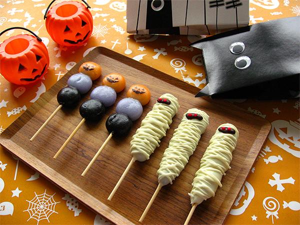 【食べるのを一瞬躊躇】数々の異色和菓子を生み出した老舗団子屋から「恐ろしいミイラの団子」が発売されるぞおおお!!