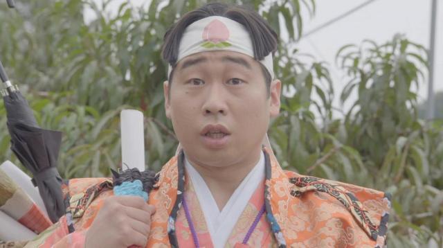 CMは今「イケメン桃太郎」ブーム! 新たな刺客が本場・岡山県から登場したようなのだけど……!?