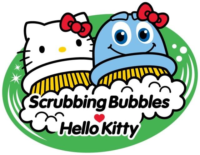 """将来の夢は「ド◯えもんよりも有名になる!」だと…!? キティさんとコラボする""""バブルくん""""の設定が色々おかしい件"""